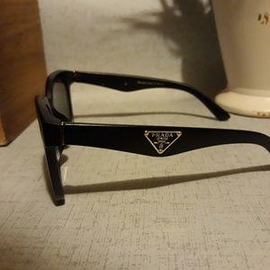 Prada reflective sunglasses cr108